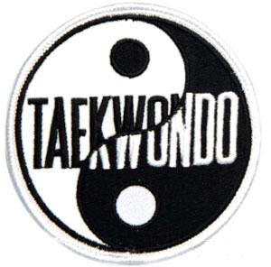 Tae Kwon Do Yin & Yang patch